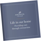 Life at our homes booklet