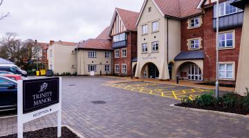 Trinity Manor Care Home