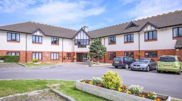 West Abbey Care Home