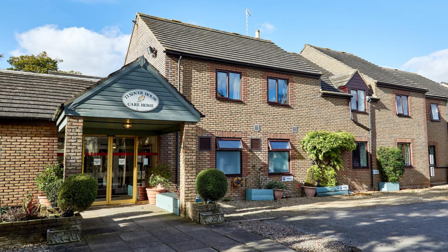 Tixover House Care Home