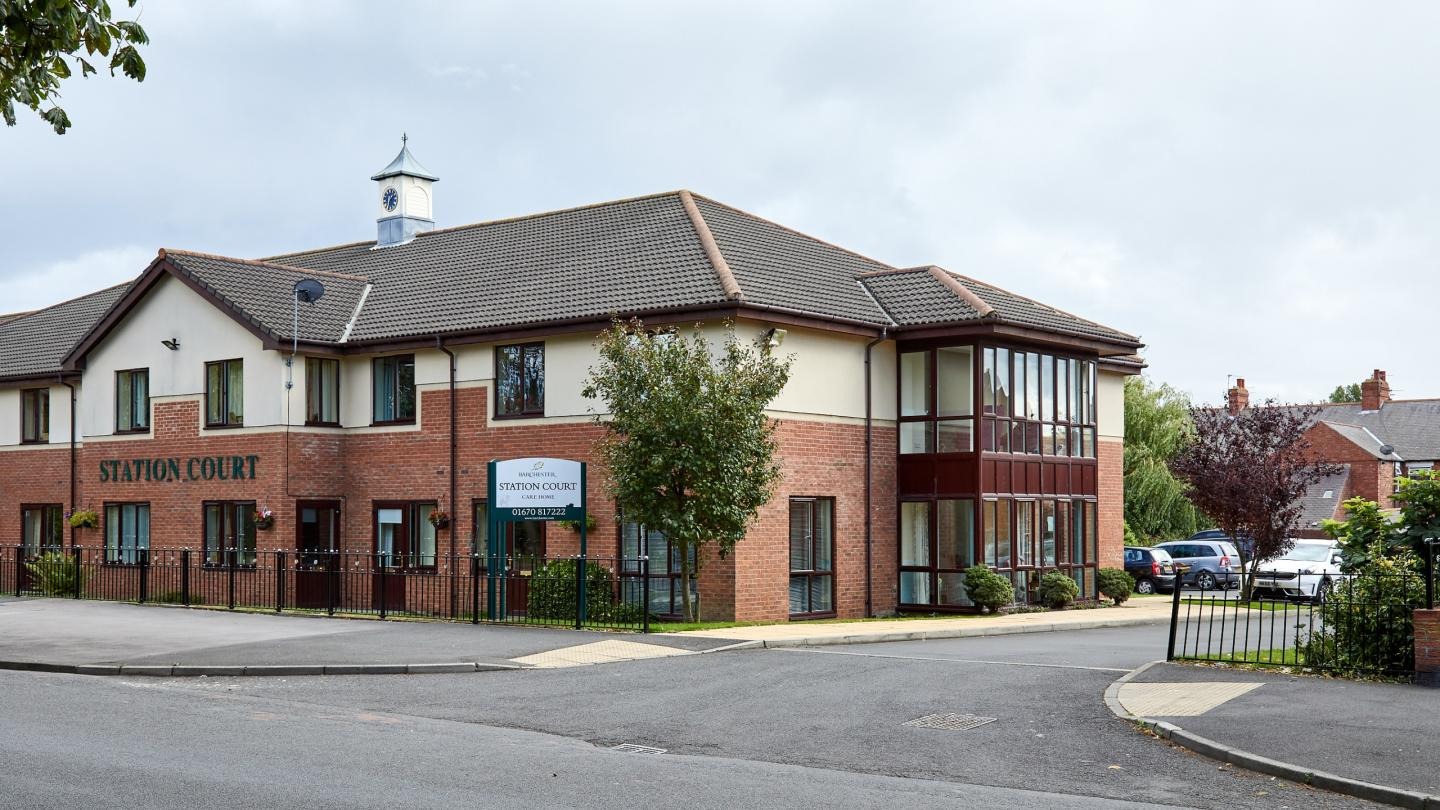 Station Court Care Home