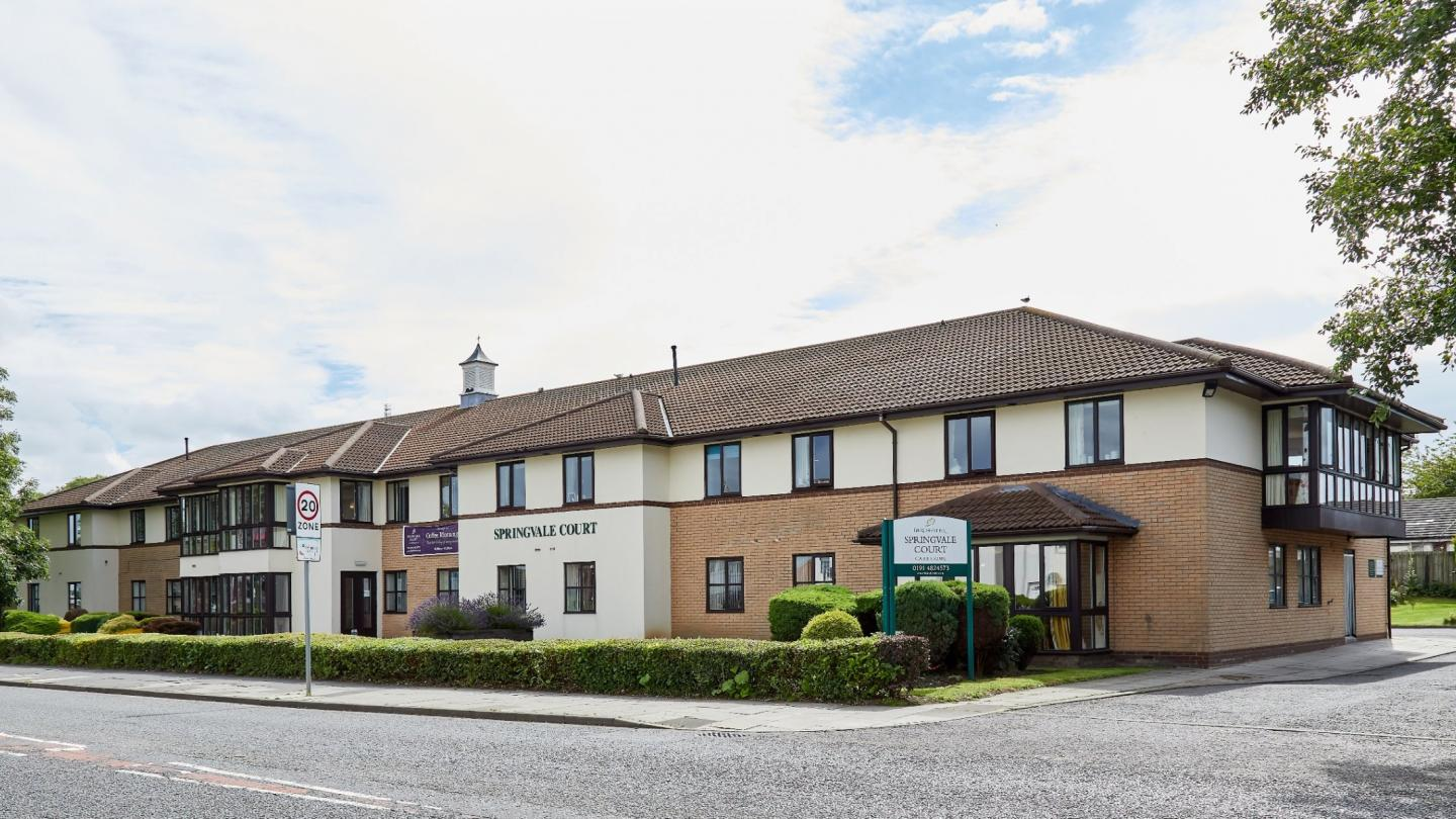 Springvale Court Care Home