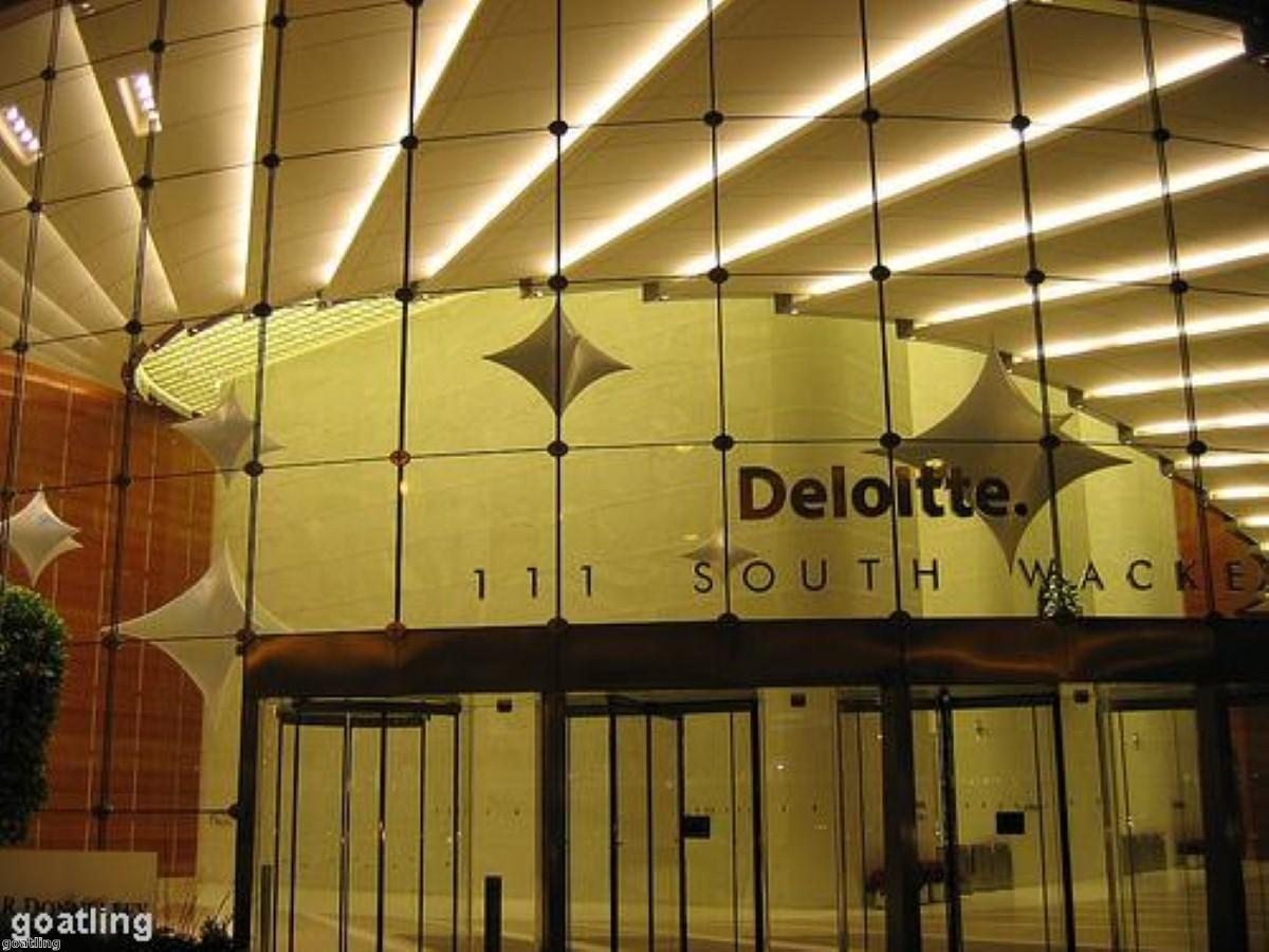 Alzheimer's Society Receives Donation From Deloitte