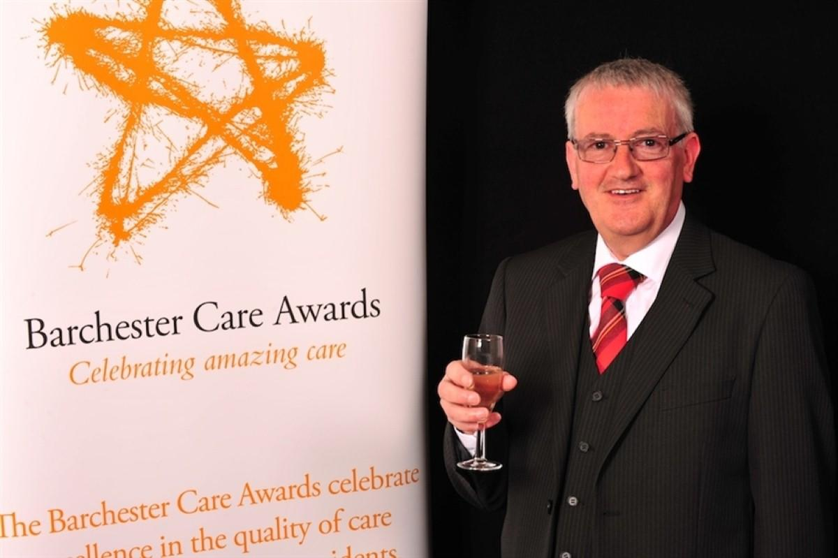 Award-winning care at Barchester
