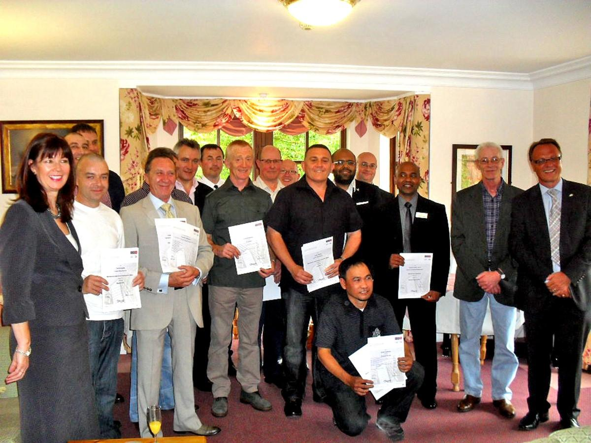 Barchester get ahead in maintenance career building