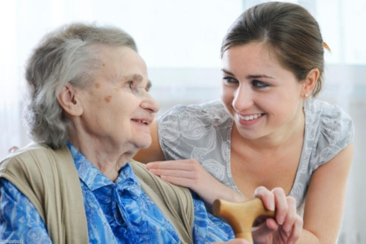 Families considering a care home 'must seek financial advice'