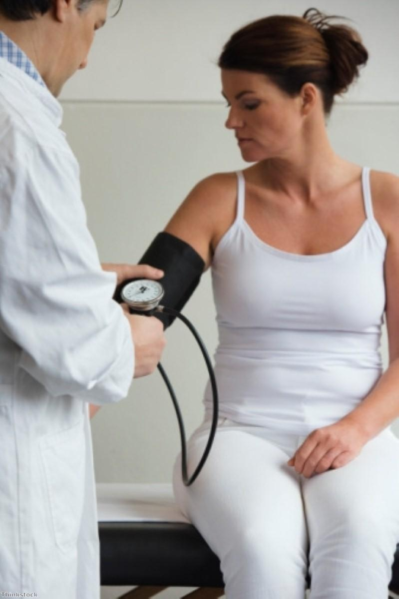 Confusion over high blood pressure symptoms for stroke