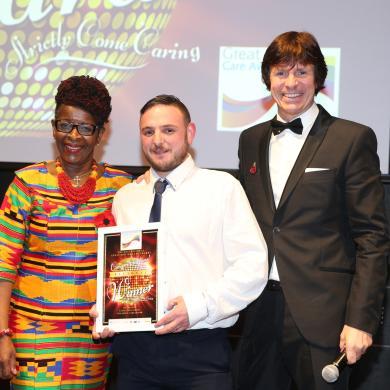 Callum Wins Best Chef
