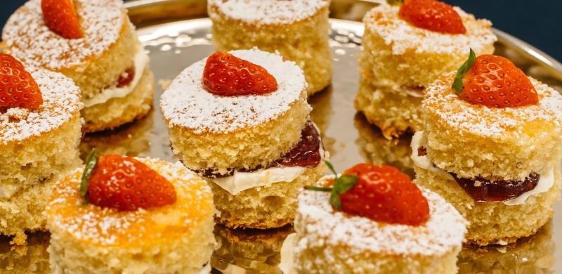 Trinity Manor Care Home food cakes