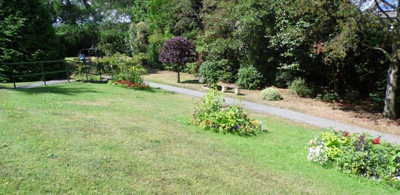 Challoner House Garden 2