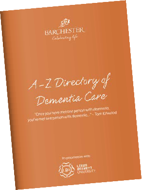 A-Z Directory of Demential Care